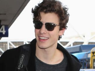 Shawn Mendes Sighted at LAX Airport in Los Angeles on January 25, 2018