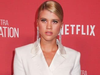 Sofia Richie - SAG-AFTRA Foundation Patron of the Artists Awards 2017