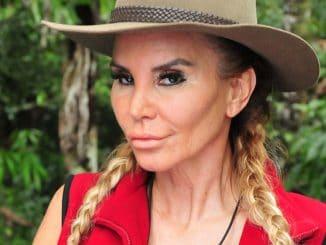 Tatjana Gsell muss das Camp verlassen Ich bin ein Star _ Holt mich hier raus!