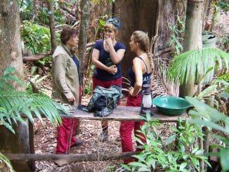 Tina York, Sandra Steffl und Tatjana Gsell Ich bin ein Star _ Holt mich hier raus!