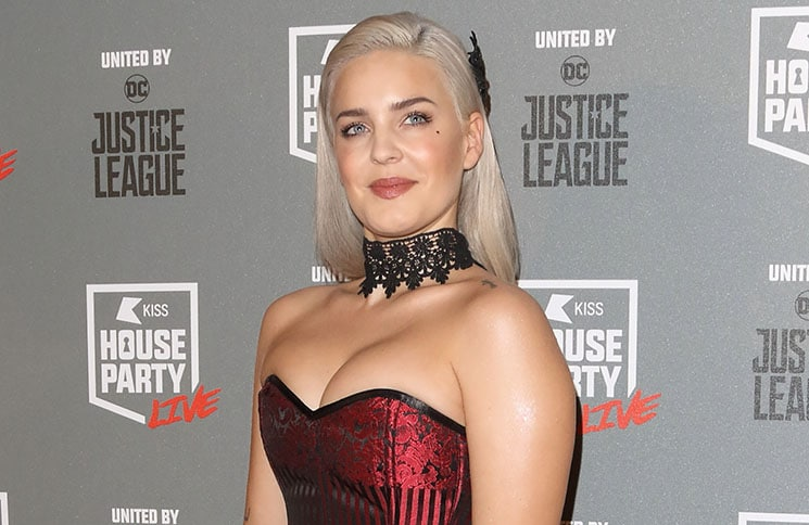 Anne-Marie - 2017 Kiss FM's Haunted House Party
