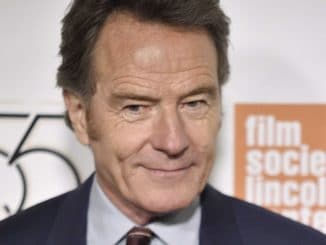 Bryan Cranston - 55th Annual New York Film Festival