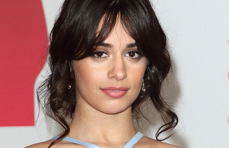 Camila Cabello - BRIT Awards 2018