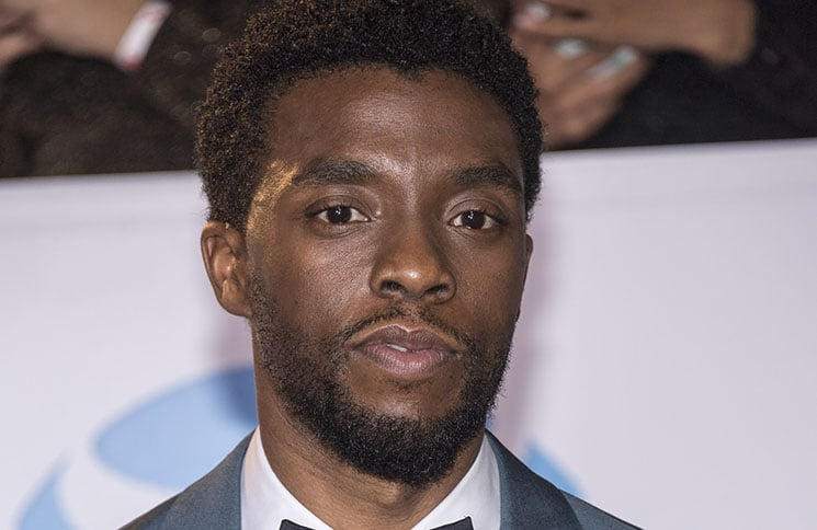 Chadwick Boseman - 49th NAACP Image Awards