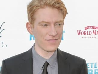 "Domhnall Gleeson - ""Peter Rabbit"" Los Angeles Premiere"