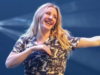 Ellie Goulding in Concert at the the Royal Albert Hall in London - December 11, 2017