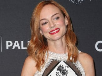 Heather Graham - The Paley Center for Media's 11th Annual PaleyFest Fall TV Previews Los Angeles