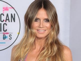 Heidi Klum - 2017 American Music Awards