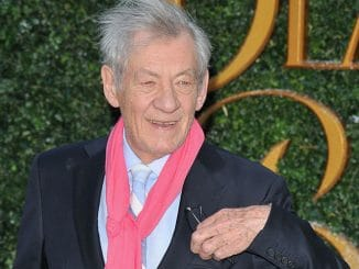"Ian McKellen - ""Beauty and the Beast"" UK Launch Event"