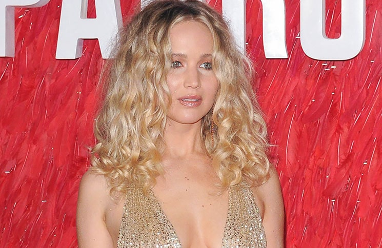 "Jennifer Lawrence - ""Red Sparrow"" European Premiere"
