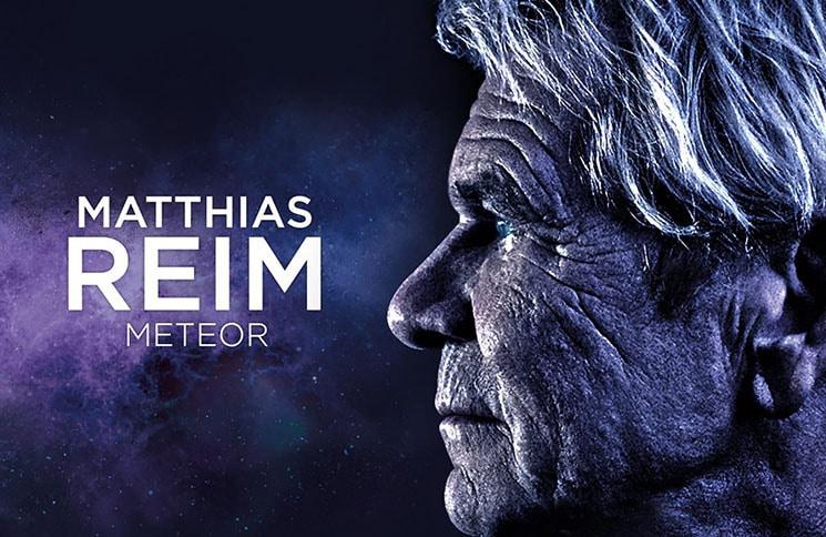 """Matthias Reim: Tracklist seines neuen Albums """"Meteor"""" - Musik News"""