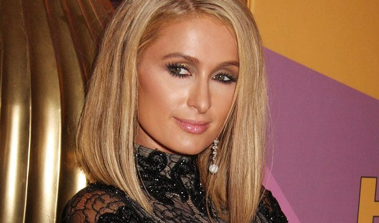 Paris Hilton - HBO's Official 75th Annual Golden Globe Awards After Party