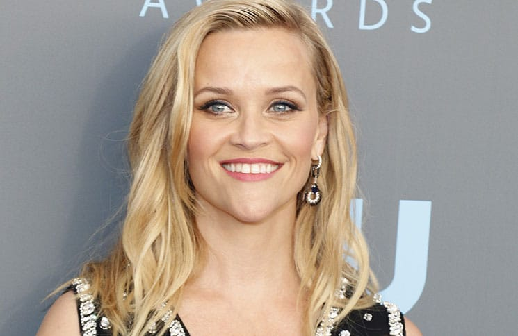 Reese Witherspoon - The 23rd Annual Critics' Choice Awards