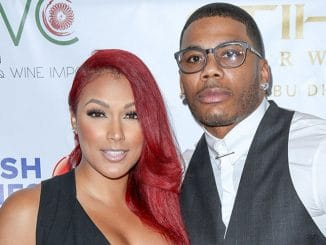 Shantel Jackson, Nelly - 6th Annual Face Forward Gala