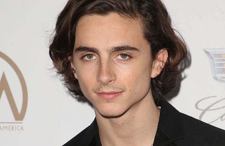 Timothee Chalamet - 29th Annual Producers Guild of America Awards