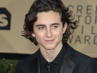Timothee Chalamet - 24th Annual Screen Actors Guild Awards