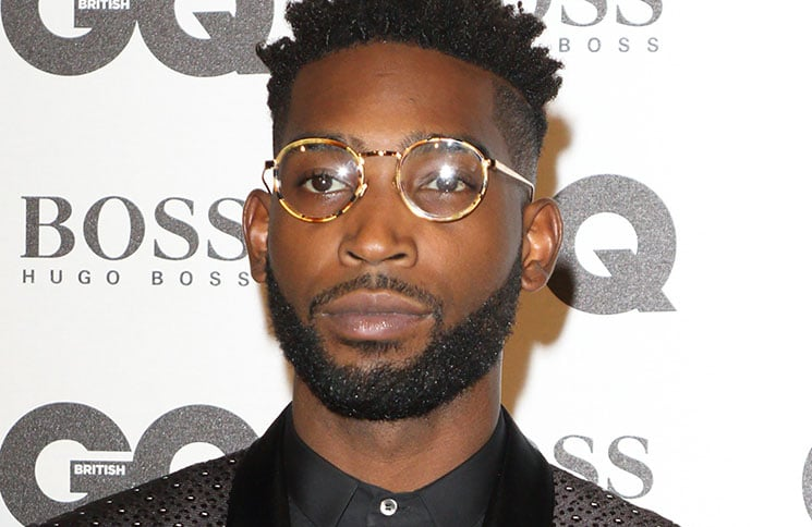 Tinie Tempah - GQ Men of the Year Awards 2016