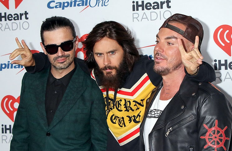 30 Seconds to Mars - iHeartRadio Music Festival