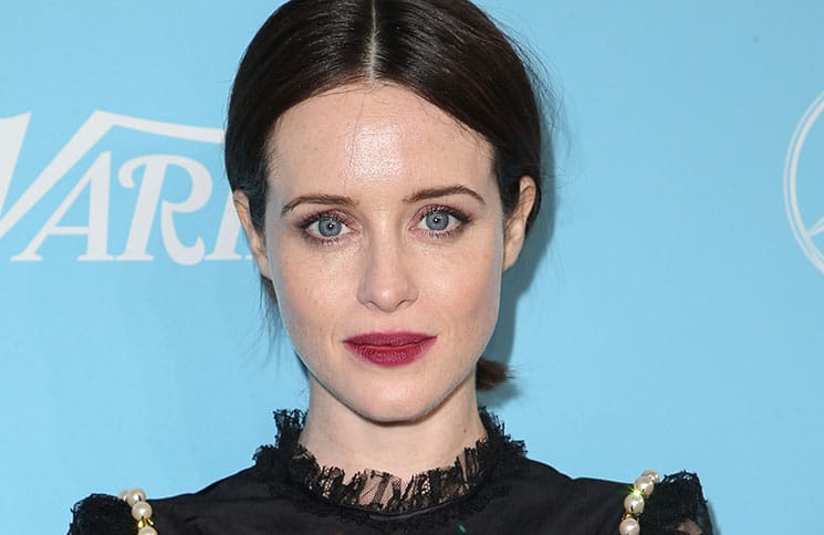 Claire Foy - Variety and Women In Film's 2017 Pre-69th Annual Primetime Emmy Awards Celebration