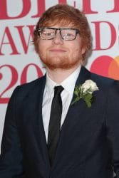 Ed Sheeran - BRIT Awards 2018