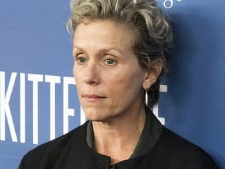 "Frances McDormand - ""Olive Kitteridge"" New York City Premiere"