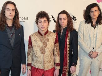 Greta Van Fleet - 26th Annual Elton John AIDS Foundation's Academy Awards Viewing Party