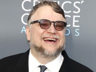 Guillermo del Toro - The 23rd Annual Critics' Choice Awards