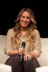 Haylie Duff - 2013 Los Angeles Ultimate Women's Expo