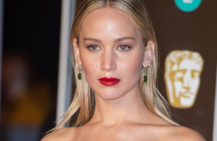 Jennifer Lawrence - 71st Annual EE British Academy Film Awards