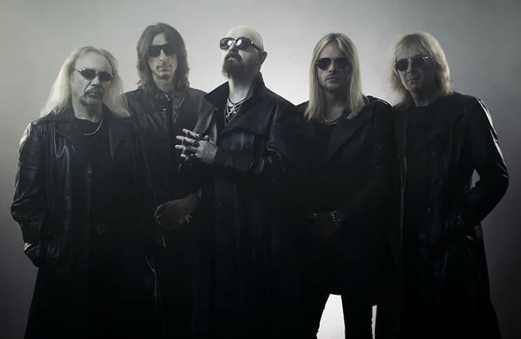 """Rob von """"Judas Priest"""": """"Was wir machen ist schnell, laut und bildstark"""" - Musik News"""