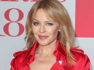 Kylie Minogue - BRIT Awards 2018