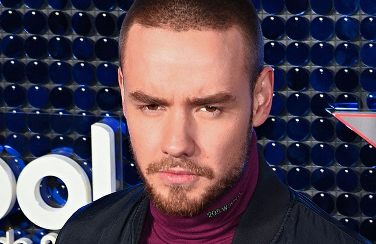 Liam Payne - The Global Awards 2018