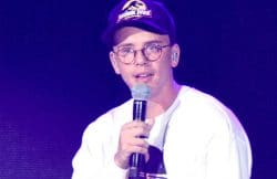 Logic - Chicago Radio B96 Pepsi Jingle Bash at Allstate Arena