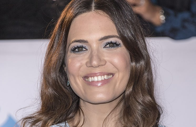 Mandy Moore - 49th NAACP Image Awards