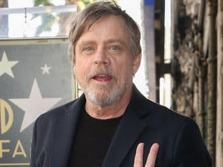 Walk of Fame: Mark Hamill und Harrison Ford gedenken Carrie Fisher - Promi Klatsch und Tratsch