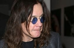"""Ozzy Osbourne - """"Social Distortion: A Capsule Collection of Fine Art by Billy Morrison"""" Art Gallery Opening"""