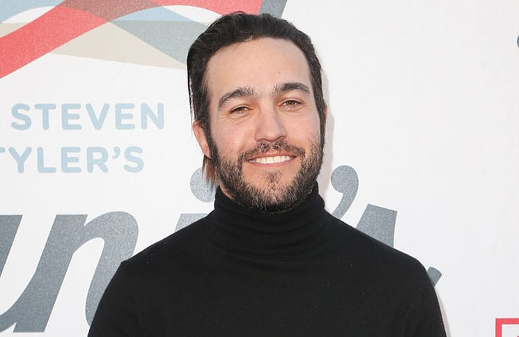 Pete Wentz - Inaugural Janie's Fund Gala & GRAMMY Viewing Party