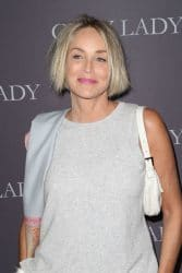 "Sharon Stone - ""Grey Lady"" Los Angeles Premiere"