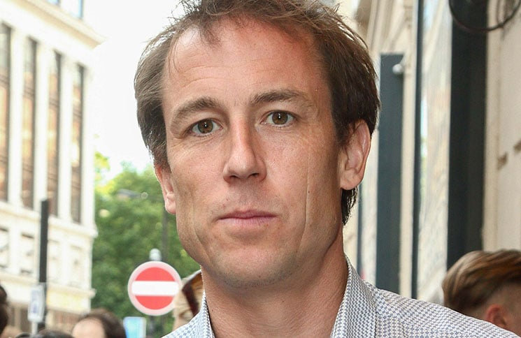 "Tobias Menzies - ""Hamlet"" Press Night at Harold Pinter Theatre in London"