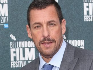 Adam Sandler - 61st BFI London Film Festival