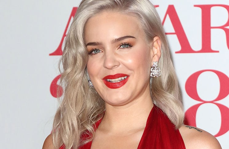 Anne-Marie - BRIT Awards 2018