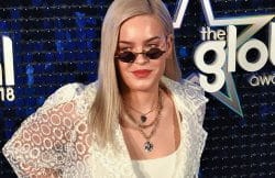 Anne-Marie - The Global Awards 2018 - Arrivals