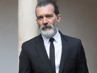 Antonio Banderas - King Felipe VI of Spain Presents the Camino Real Award to Antonio Banderas