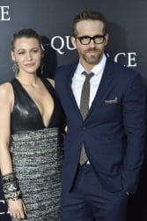 """Blake Lively & Ryan Reynolds - """"A Quiet Place"""" New York City Premiere"""