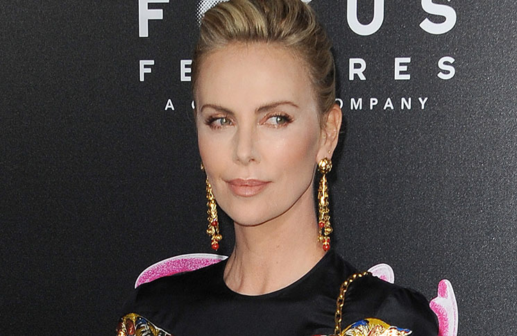 "Charlize Theron - ""Tully"" Los Angeles Premiere"