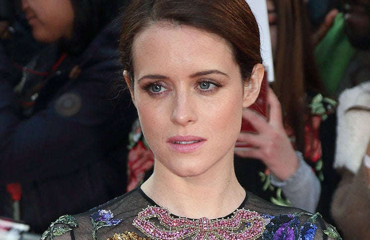 Claire Foy - 61st Annual BFI London Film Festival