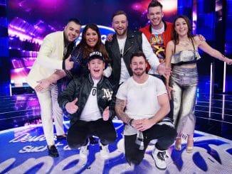 Top 8 - DSDS Deutschland sucht den Superstar