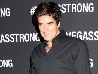 David Copperfield - Vegas Strong Benefit Concert T-Mobile Arena Las Vegas