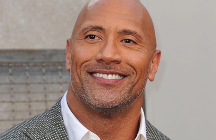 "Dwayne Johnson - ""Rampage"" Los Angeles Premiere"