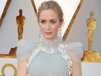 Emily Blunt - 90th Annual Academy Awards
